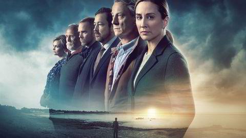 Politietterforsker Lisa Armstrong (Morven Christie) fronter tv-serien «The Bay».