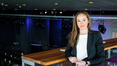 – Markedet priser inn reguleringsrisiko for en del teknologiselskaper, sier tek-analytiker Henriette Trondsen i meglerhuset Arctic Securities.